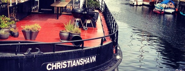 Christianshavn is one of København: My Shopping, outdoors & chill spots!.