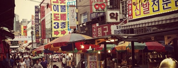 Namdaemun Market is one of Guide to Seoul's best spots.