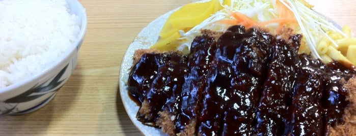 みのや食堂 is one of テラめし倶楽部 その1.