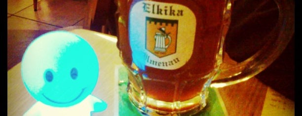 Elkika Ilmenau is one of Bares, restaurantes y otros....