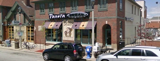 Panera Bread is one of Favorite Food.