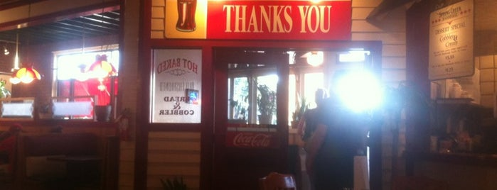 Spring Creek Barbeque is one of Dallas's Best BBQ Joints - 2012.