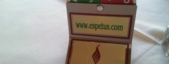 Espetus Churrascaria Brazilian Steak House is one of San Fran!.