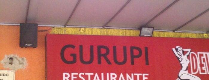 Restaurante Gurupi (Pamonharia) is one of UFG (Câmpus II).