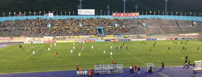 National Stadium is one of Mayors.