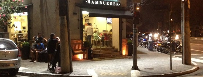 Osnir Hamburger is one of Hamburguer!!!!.
