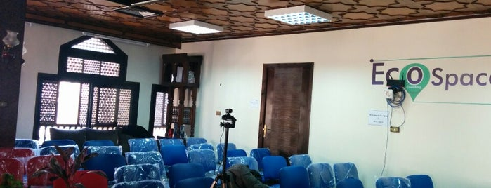 Eco Coworking Space is one of Egypt Coworking Spaces.