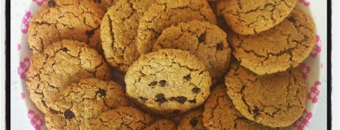 The Good Cookies & Beyond is one of Vegan <3.