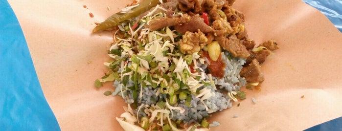 Gerai Cendol Sri Serdang is one of Eateries around UPM Campus.