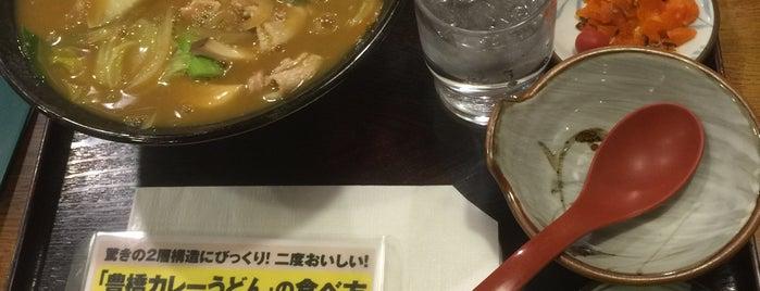 勢川 牟呂店 is one of 地域振興 豊橋カレーうどん.