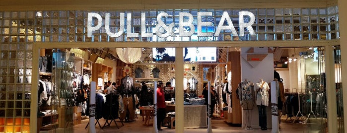 Pull & Bear is one of favourite Store.