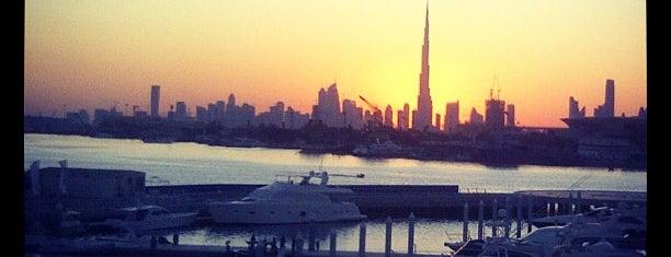 Jadaf Creek is one of Best places in Dubai, United Arab Emirates.