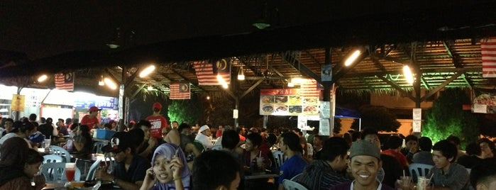Dagang Avenue is one of ampang food place, selangor.