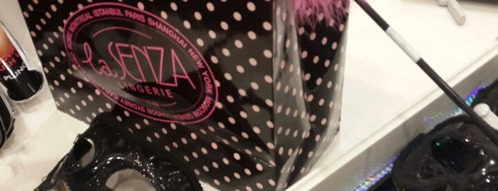 La Senza is one of favourite Store.