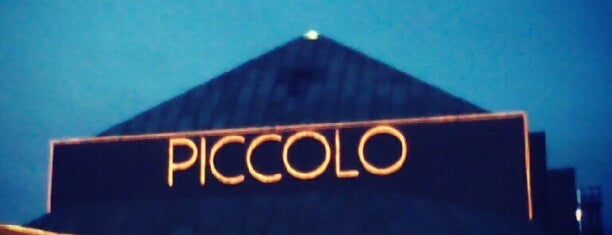 Piccolo Teatro Strehler is one of Restaurants milano.