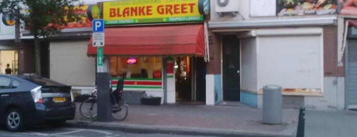 Blanke Greet is one of Top 10 favorites places in Rotterdam, Nederland.