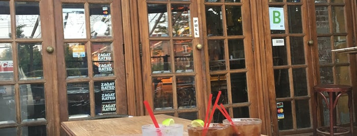 Anyway Cafe is one of PALM Beer in Brooklyn.