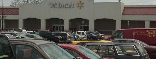Walmart is one of Lancaster.