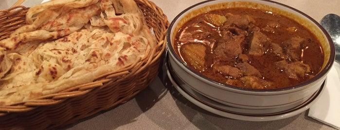 Sabah Malaysian Cuisine 莎巴馬來西亞餐廳 is one of Mon Carnet de bord.