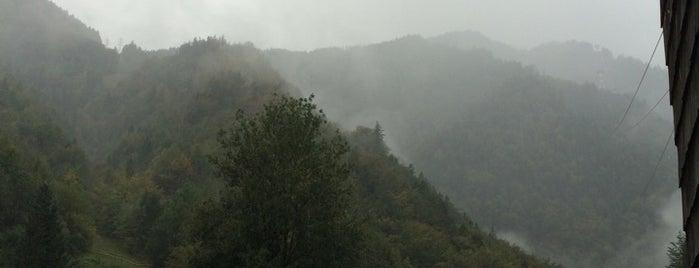 Feuerkogelbahn is one of Berge.