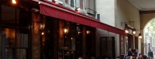 Cour du Commerce Saint-André is one of Paris.