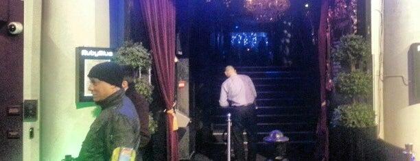Ruby Blue is one of Nightclubs in London.