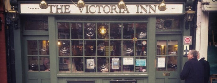 The Victoria Inn is one of Richmond Good Food Guide.