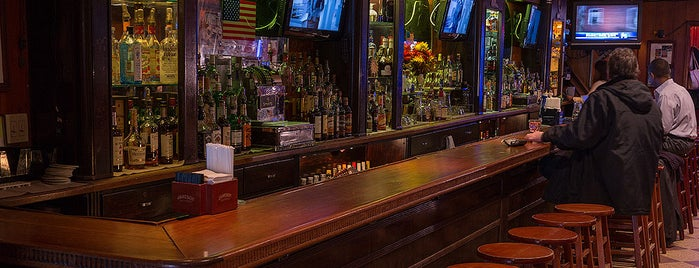 Dublin House is one of 50 Best Dive Bars in NYC.