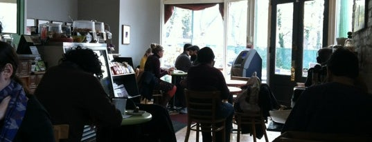 Green Line Cafe is one of Kristen's Favorite Places.