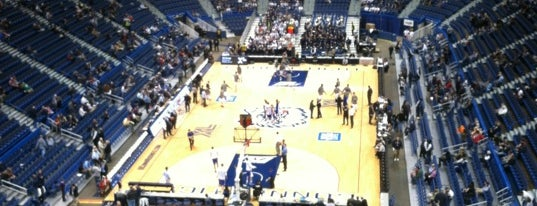 XL Center is one of NYC Syracuse UNI.