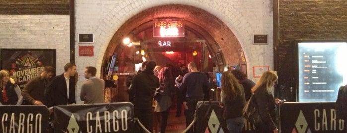 Cargo is one of Nightclubs in London.
