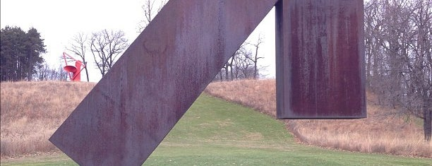 Storm King Art Center is one of Must-visit Museums in New York.