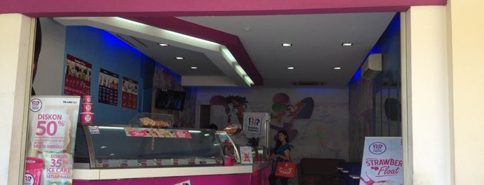 Baskin Robbins is one of Venue Of Mal Bali Galeria.