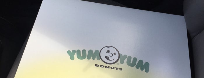 Yum Yum Donuts is one of donuts.