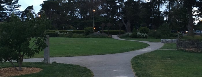 Kezar Triangle is one of A Dog's San Francisco.