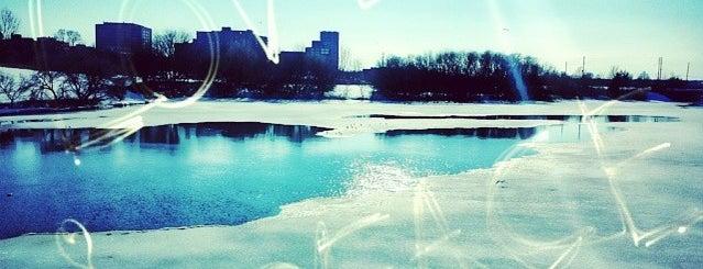 Ottawa River is one of Ottawa.