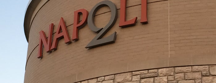 Napoli is one of Must-visit Food in St Louis.