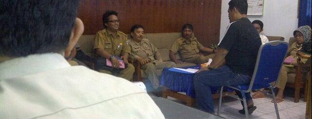 Dinas Perindustrian, Perdagangan, Koperasi dan UKM is one of SKPD di Parepare.