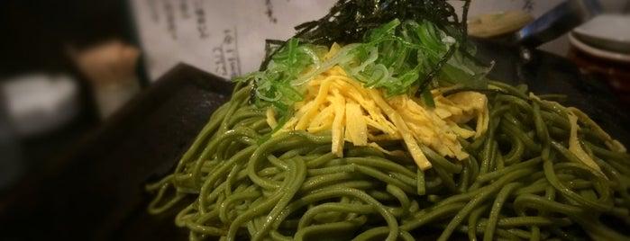 瓦そばPIN is one of 気になるカフェ・レストラン.