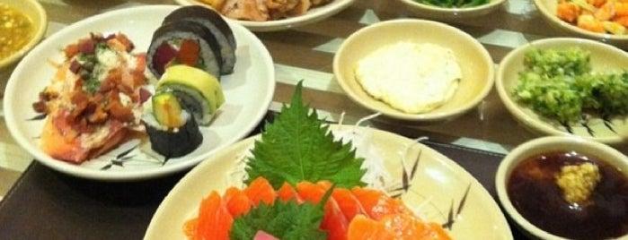Edo is one of Feed Me.