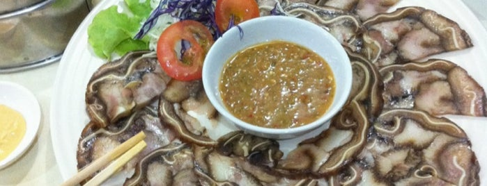 ไกรสีห์ (Kraisi Restaurant) is one of Feed Me.