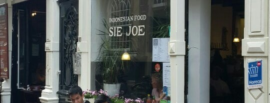 Sie Joe is one of Food in Amsterdam.
