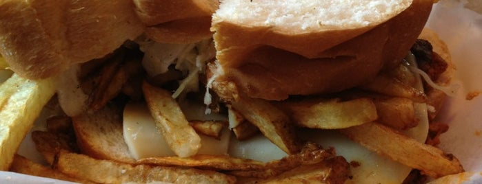 Primanti Bros. is one of Favorite Fast Food.