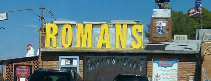 Roman's Oasis is one of The best spots in Goodyear/Avondale, AZ! #visitUS.