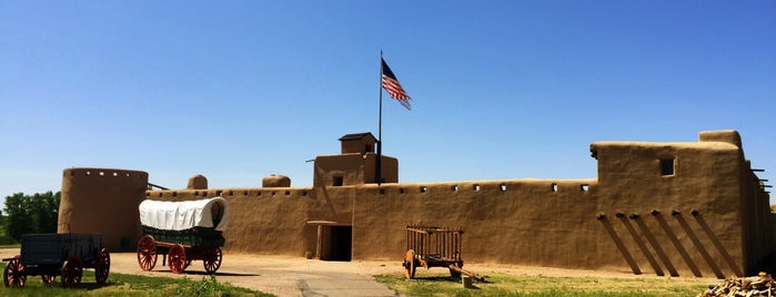 Bent's Old Fort is one of National Parks.