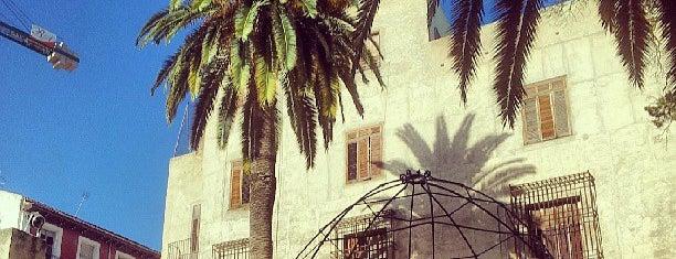 Barrio de Santa Cruz, Alicante is one of Alicante urban treasures.