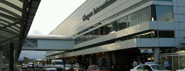 Glasgow International Airport (GLA) is one of Airports.