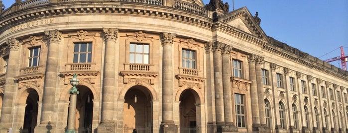 Bode-Museum is one of Schlüter in Berlin.