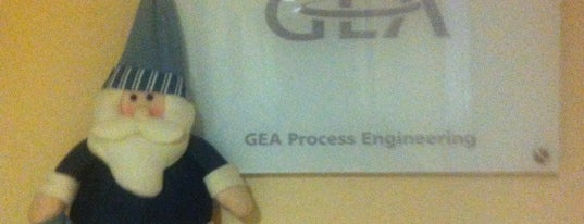 GEA Process Engineering is one of Trabajo.