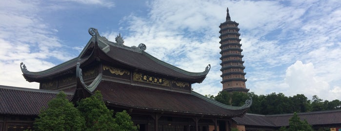 Chùa Bái Đính is one of du lịch - lịch sử.